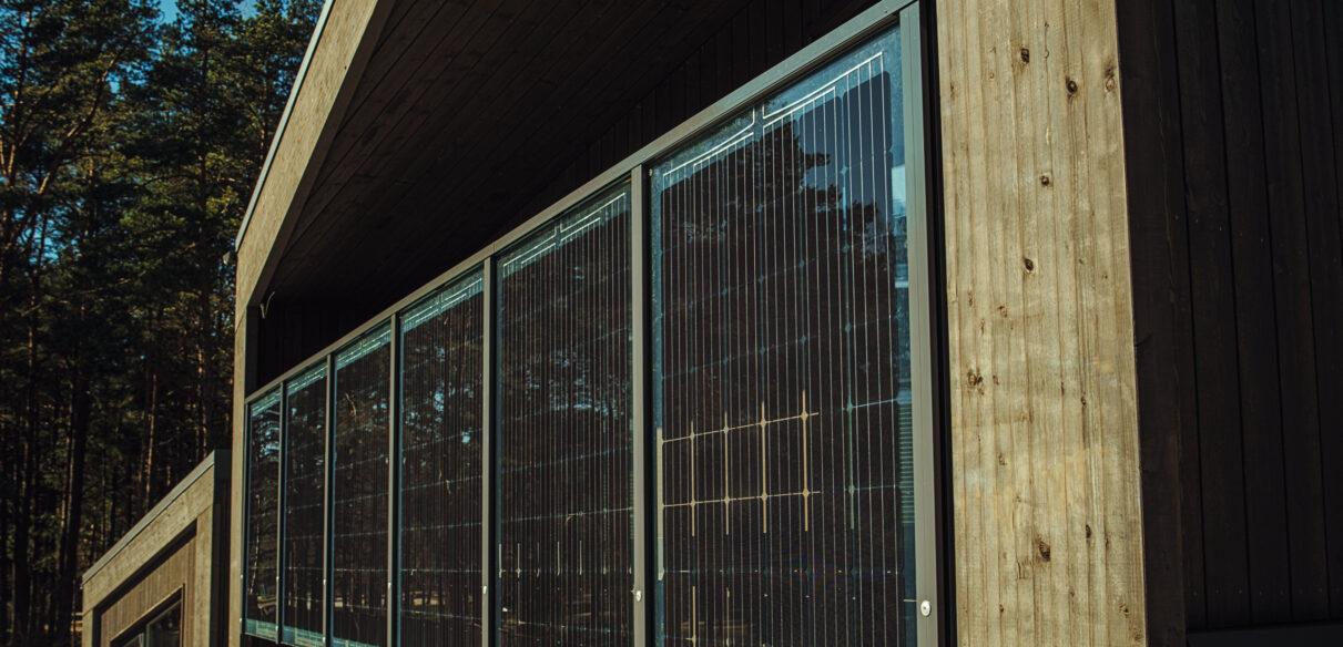 Miks integreerida päikesepaneelid rõdupiirdesse?